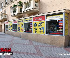 Prodejna Ostrava - Poruba